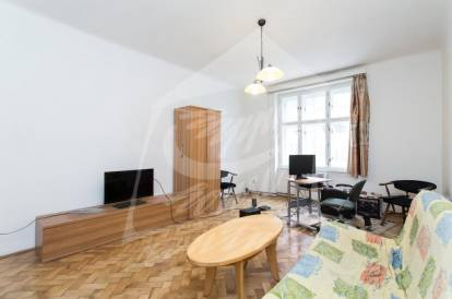 1 bedroom, Prague 10, Vršovice, street: Žitomírská