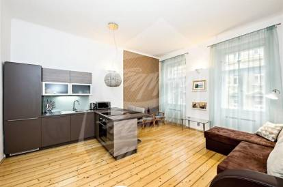 1 bedroom, Prague 3, Žižkov, street: Krásova