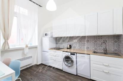 1 bedroom, Prague 8, Libeň, street: Vacínova